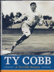 """The book """"Ty Cobb: A Terrible Beauty"""" by Charles Leerhsen"""