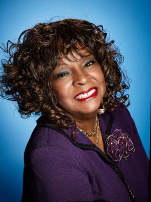 Saturday: Martha Reeves headlining the 2017 Evening Under the Stars in May with The Vandellas.