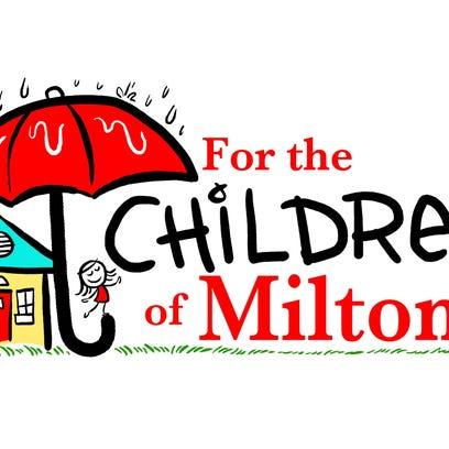 For the Children of Milton logo