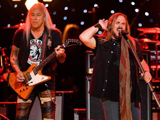 Lynyrd Skynyrd will perform at Ak-Chin Pavilion in