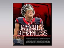 Watt Special Section: From Pewaukee to Madison to the NFL