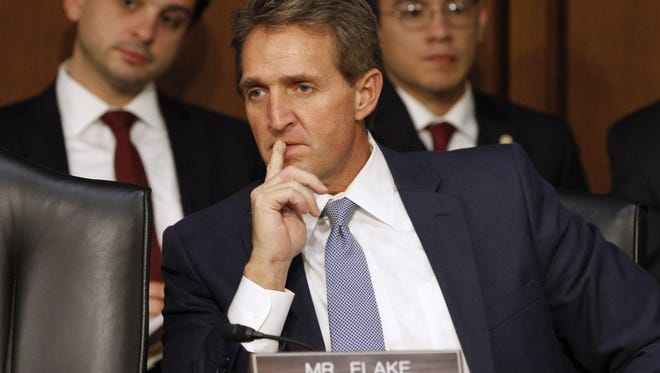 Flake is right that Congress should formally authorize military action against Islamic State.