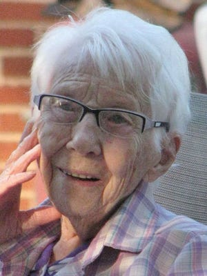 Wilma A. Hart (Beasley), 97