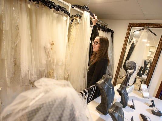 Michigan Made Wedding Attire