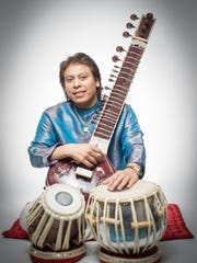 The Ustad Shafaat Khan Ensemble plays a concert Saturday in Stowe.