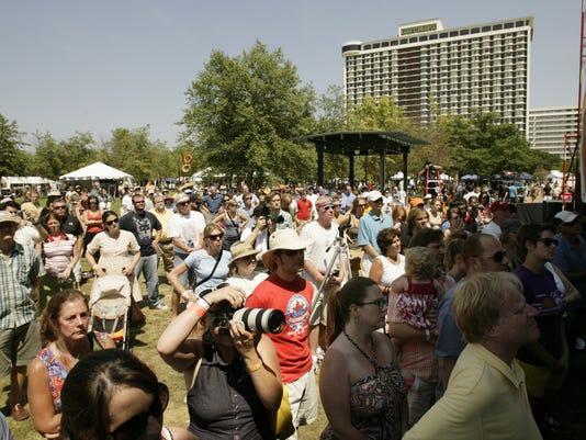 Forecastle Festival photo 2008