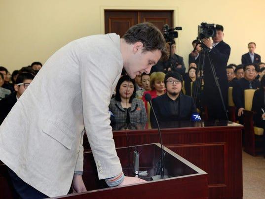 EPA NORTH KOREA TRIALS US COLLEGE STUDENT CLJ TRIALS KOR