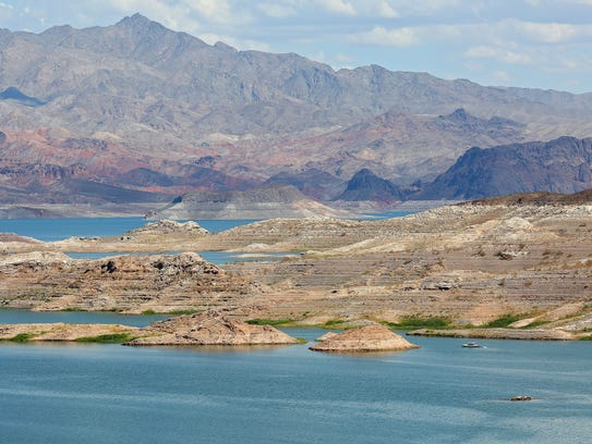 Lake Mead is the country's largest reservoir. In the