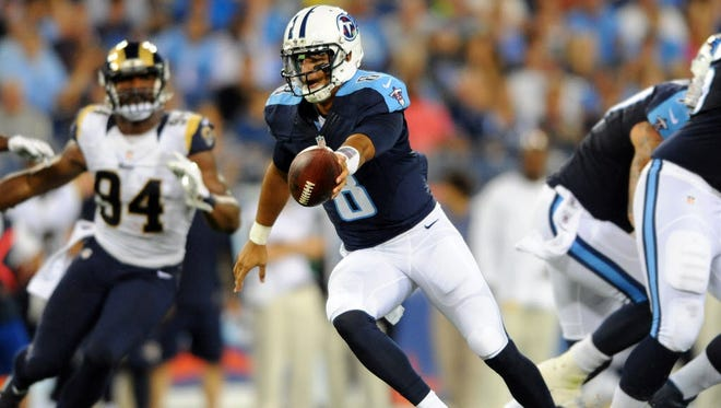 Rookie QB Mario Mariota will be given the green light to run.