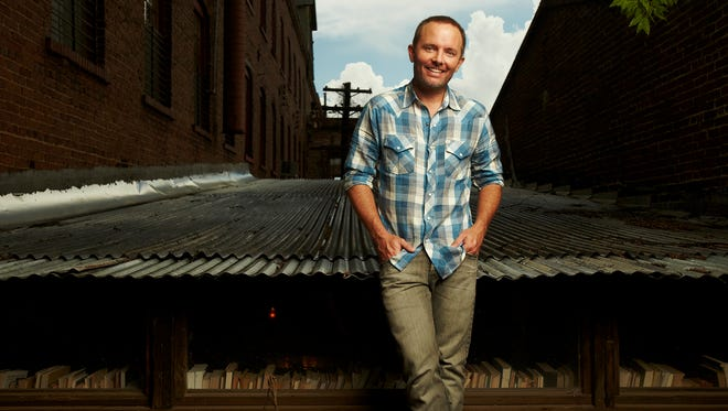 Chris Tomlin is up for artist of the year at the 44th Annual GMA Dove Awards.