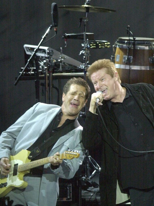 The Eagles - Glenn Frey and Don Henley