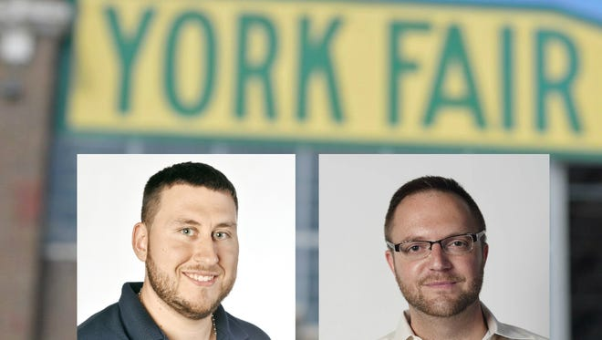 Join us for a feast and food chat at the York Fair Sept. 12.