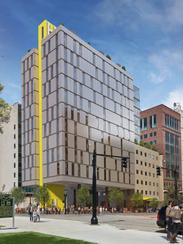 Karp and Associates LLC's plan for City Hall.