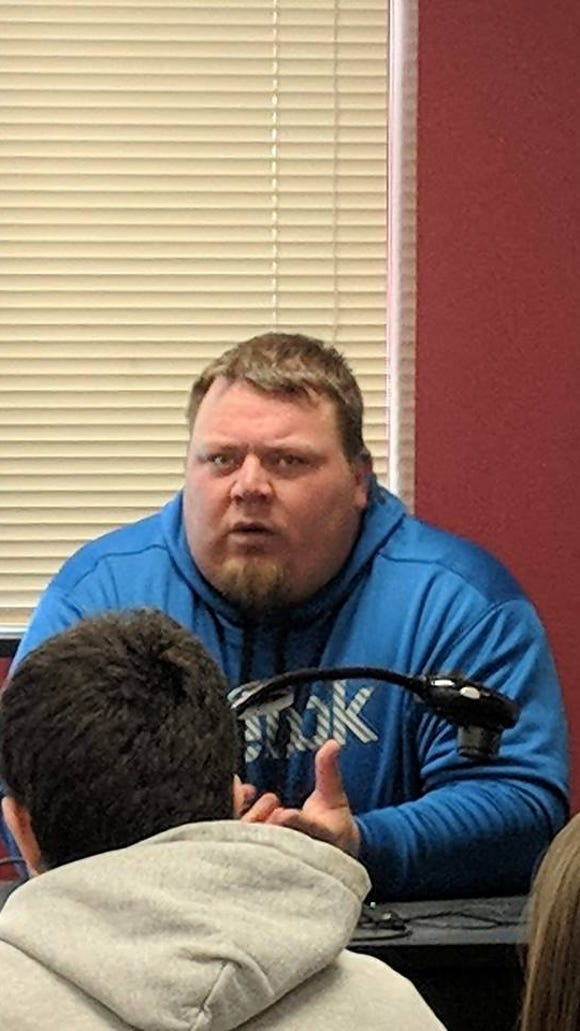 How formerly 500-pound Jared 'Hefty Lefty' Lorenzen lost 100 pounds in a year