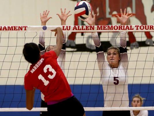 2017 Lu Allen Memorial Volleyball Tournament