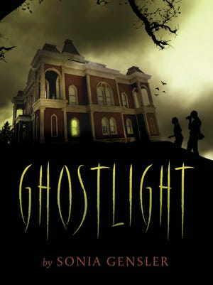 The cover of 'Ghostlight,' a novel by Sonia Gensler set in a fictional version of Stewart County.