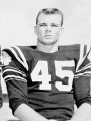 Colorado City grad Richard Compton played three season