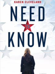 'Need to Know' by Karen Cleveland