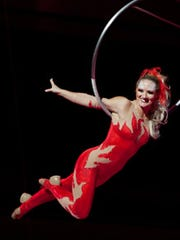 The Cirque Musica Holiday Spectacular performance takes place Friday, Dec. 16 at the Talking Stick Resort Arena in Phoenix.
