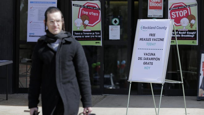 Measles continues to spread in the United States, with more 704 cases reported so far this year spread among 22 states.
