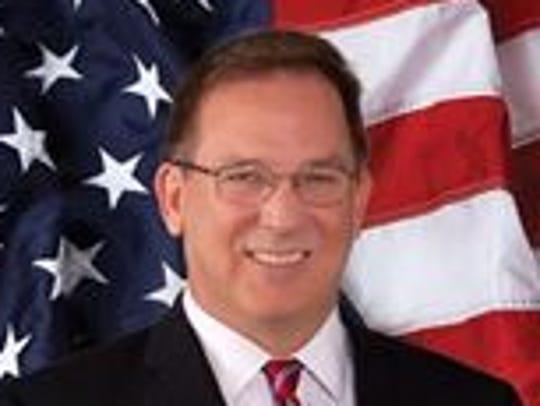 Brevard County Finance Director Steve Burdett on Tuesday