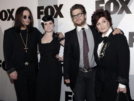 Ozzy Osbourne, Sharon Osbourne, Kelly Osbourne, Jack Osbourne