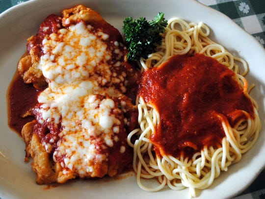 Corsino's specializes in traditional Italian comfort food.