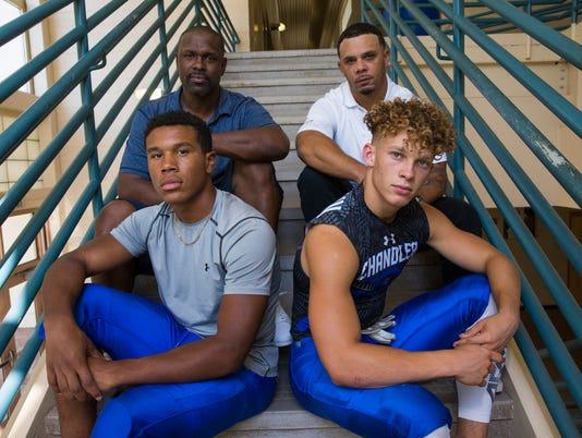 Chandler High football