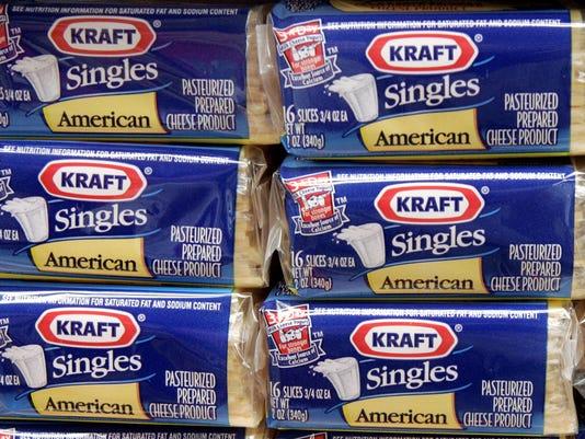 AP Kraft Cheese Preservatives