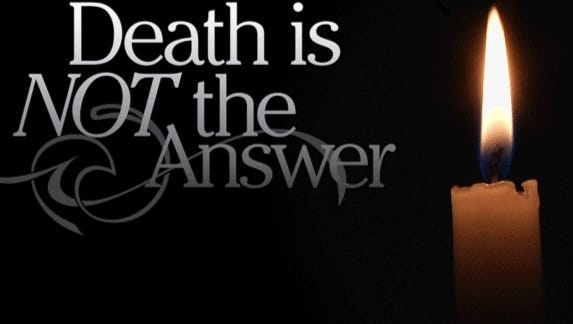 """Farmington Film Festival will feature Keith Famie's """"Death is Not the Answer."""""""