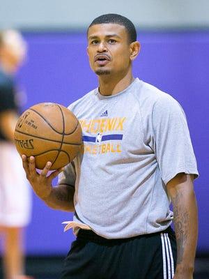 The Suns named Earl Watson interim coach after firing Jeff Hornacek on Monday.