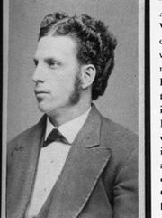 George Wright is the chap who put Cincinnati baseball on the map in 1869.