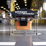 Amazon gets OK from U.K. to test delivery drones