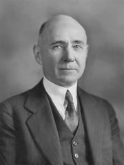 Weston Fulton in a 1944 photograph.