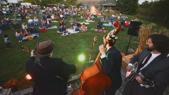 Foxhollow Farm's summer concert series kicks off May 9.