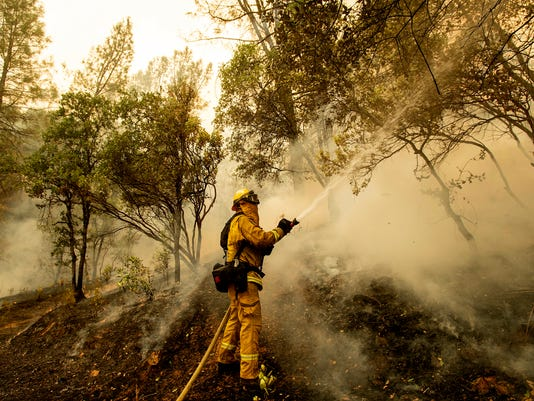 AP CALIFORNIA WILDFIRES PHOTO GALLERY A FILE USA CA