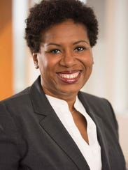 Cheryl Harris, Allstate executive and member of FAMU