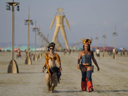 Our view blms botched burning man plan burning man monday sciox Gallery