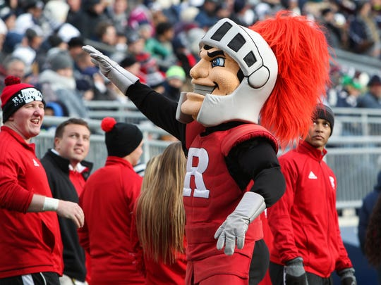 Rutgers is looking to build on a season in which it scored three Big Ten wins.
