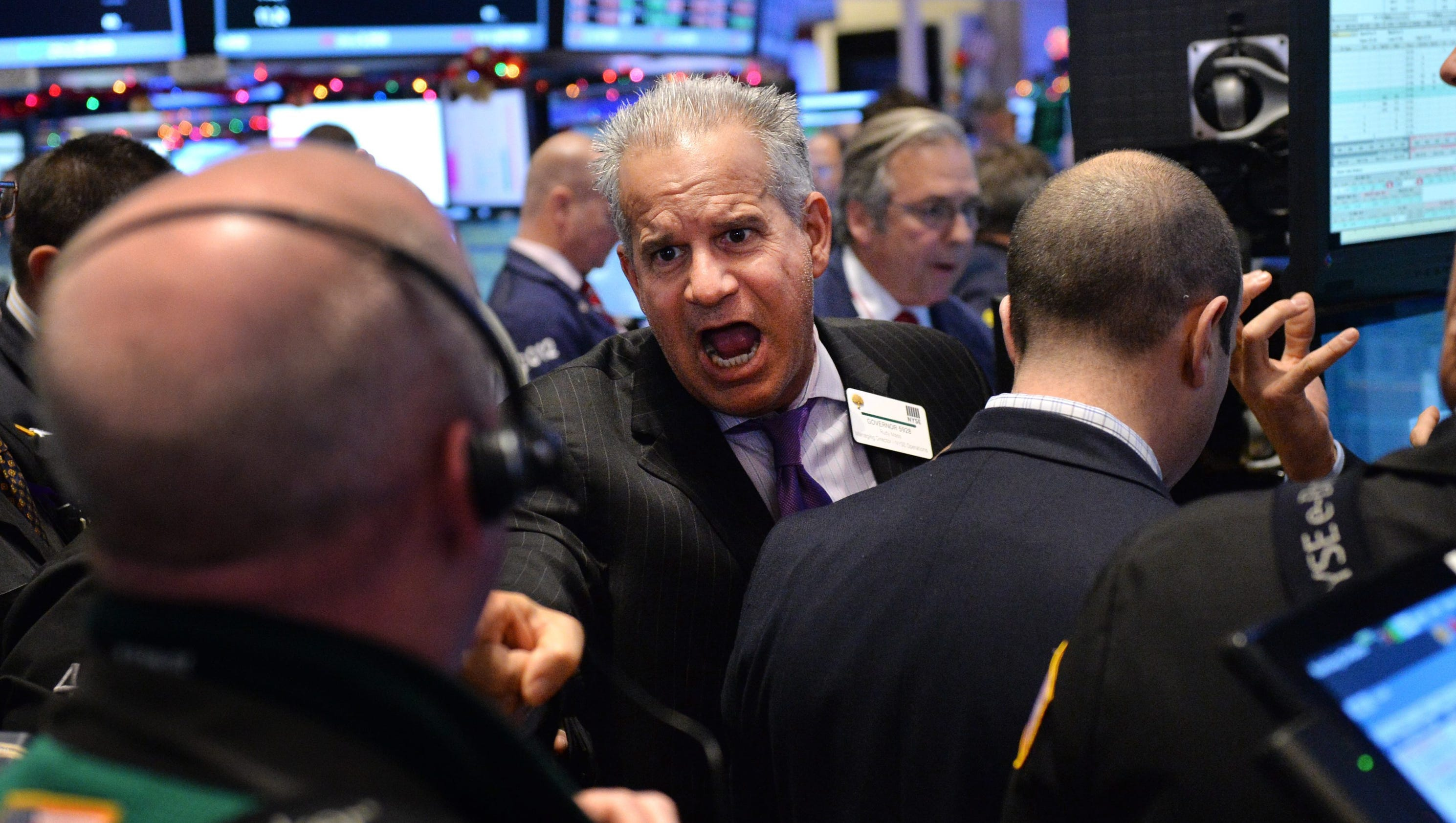 The New York Stock Exchange was all a twitter in anticipation of the company's IPO Thursday