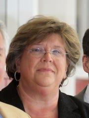 Pocantico Hills Superintendent Carol Conklin-Spillane