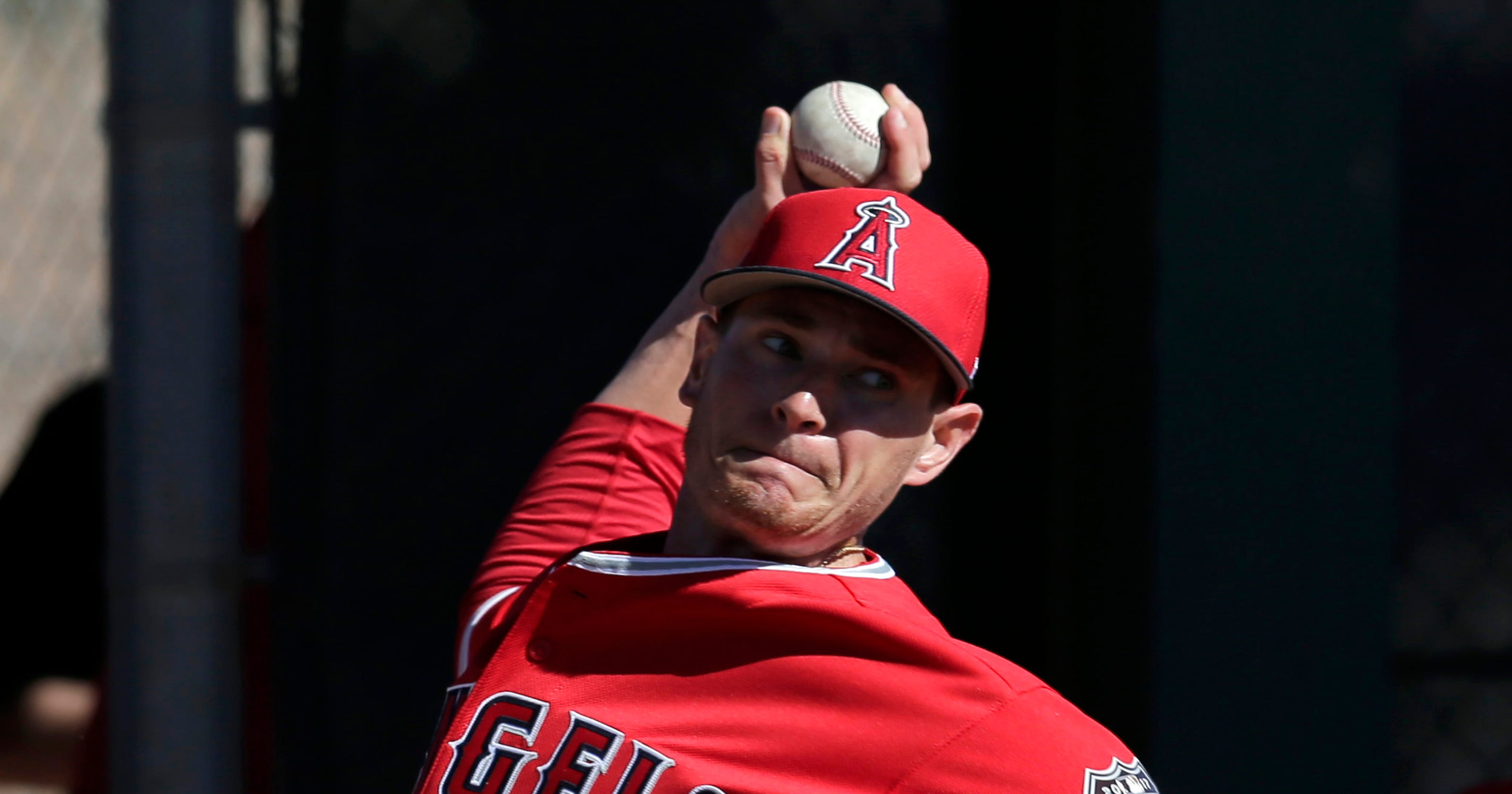 All eyes on Garrett Richards, in hopes stem cells stave off