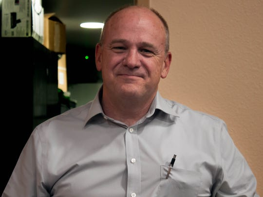 The Las Cruces School Board has appointed Terry Dean to step in as the Las Cruces Public School Superintended while the board looks for a permanent replacement, June 14, 2016.