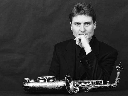 Tenor saxophonist Tim Ries was born in Tecumseh.