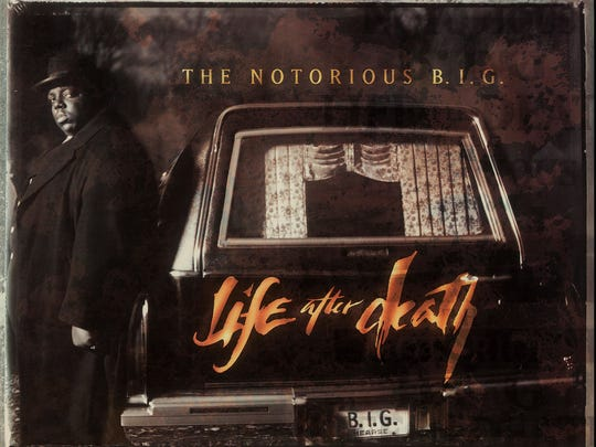 The Notorious B.I.G.'s 'Life After Death'