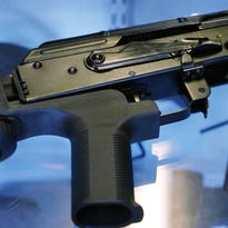 Bump stocks are legal in Delaware, for now