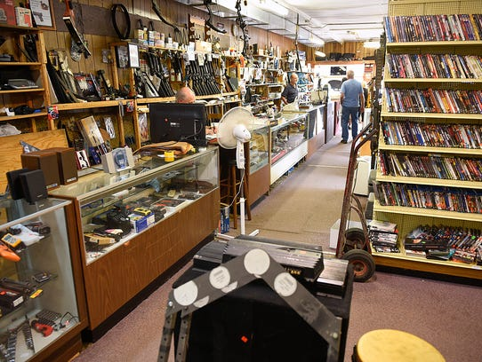 Granite City Pawnshop has been in business for more