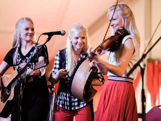 The Gothard Sisters will play in Bremerton for the