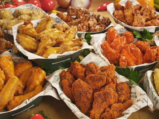 Wingstop has several flavor options for its chicken wings, which will soon be offered at a new location in South Salinas.