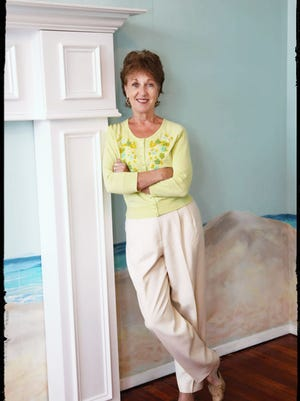 The Rev. Deb Richardson-Moore's latest book is a mystery novel.